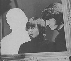 Davy Jones, Mike Nesmith