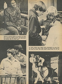 <cite>Tiger Beat</cite> (October 1967), I Visit with The Monkees (Part 11), Page 29