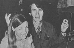 Phyllis Barbour Nesmith, Mike Nesmith