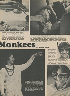 <cite>Tiger Beat</cite> (November 1967), My Friends—The Monkees, Page 05