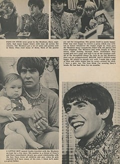 <cite>Tiger Beat</cite> (November 1967), My Friends—The Monkees, Page 06