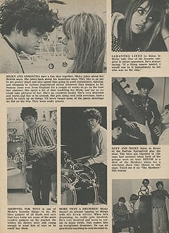 <cite>Tiger Beat</cite> (November 1967), My Friends—The Monkees, Page 07