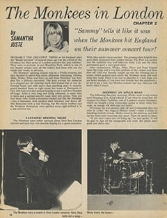 <cite>16</cite> (December 1967), The Monkees in London (Chapter 2), Page 58