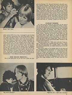 <cite>16</cite> (December 1967), Fun Time with The Monkees, Page 61