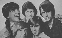 Donna M. Cagenello, Peter Tork, Micky Dolenz, Davy Jones, Mike Nesmith
