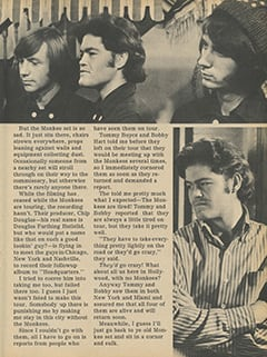 <cite>Flip</cite> (December 1967), My Life with The Monkees, Page 45