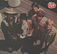 John London, Ken Bloom, Johnny Raines, Owen Castleman, Michael Martin Murphey