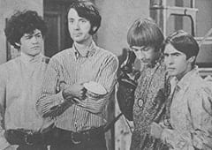 "Micky Dolenz, Mike Nesmith, Peter Tork, Davy Jones - ""A Coffin too Frequent"""