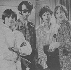 "Davy Jones, Mike Nesmith, Micky Dolenz, Peter Tork - ""Monkees on the Wheel"""