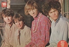"Mike Nesmith, Davy Jones, Peter Tork, Micky Dolenz - ""The Wild Monkees"""