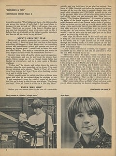 <cite>16</cite> (January 1968), Monkees &amp; You, Page 06