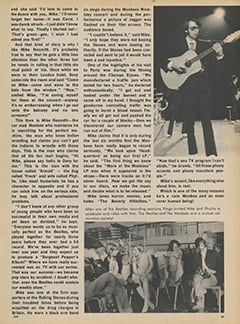 <cite>Flip</cite> (January 1968), My Friend Mike Nesmith, Page 33