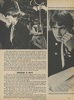 <cite>Monkee Spectacular</cite> (January 1968), Davy Jones: An Actor Who Never Acts, Page 39