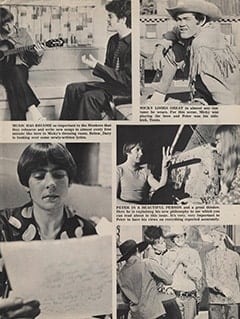 <cite>Tiger Beat</cite> (January 1968), I Visit with The Monkees (Part 14), Page 41