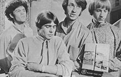 "Micky Dolenz, Davy Jones, Mike Nesmith, Peter Tork - ""The Wild Monkees"""