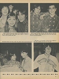 <cite>16</cite> (February 1968), Come to Davy's Grand Opening of Zilch I, Page 23