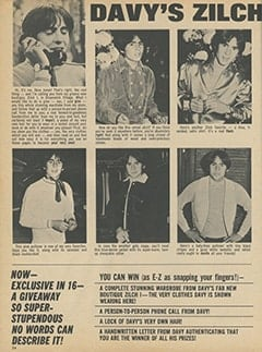 <cite>16</cite> (February 1968), Davy's Zilch Clothes Contest, Page 24