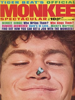<cite>Monkee Spectacular #10</cite> (February 1968)