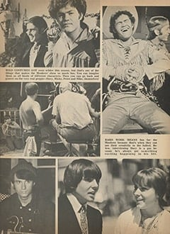 <cite>Tiger Beat</cite> (February 1968), I Visit with The Monkees (Part 15), Page 41