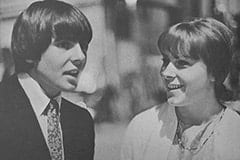 Davy Jones, Ann Moses