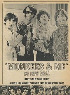 <cite>16</cite> (March 1968), Monkees & Me, Page 06