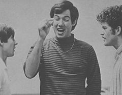 Davy Jones, Chip Douglas, Bill Chadwick