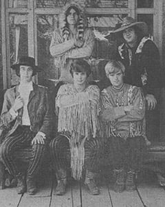 Ken Bloom, Johnny Raines, Owen Castleman, Michael Martin Murphey, John London