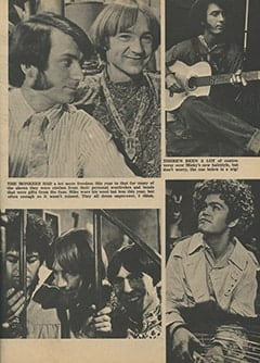 <cite>Tiger Beat</cite> (March 1968), I Visit with The Monkees (Part 16), Page 37