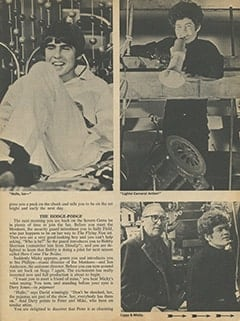 <cite>16</cite> (April 1968), Monkees &amp; You, Page 07