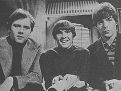 Gene Cornish, Davy Jones, Dino Danelli