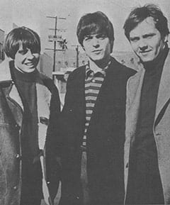 Davy Jones, Dino Danelli, Gene Cornish