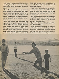 <cite>Flip</cite> (April 1968), Play Ball with The Monkees, Page 53