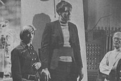 Peter Tork, Monster (Richard Kiel), Dr. Mendoza (John Hoyt)