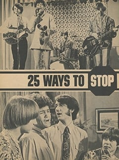 <cite>Monkee Spectacular</cite> (April 1968), 25 Ways to Stop Liking The Monkees, Page 24