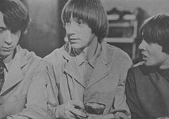 Mike Nesmith, Peter Tork, Davy Jones