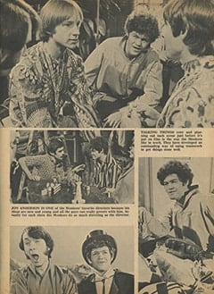 <cite>Tiger Beat</cite> (April 1968), I Visit with The Monkees (Part 17), Page 47