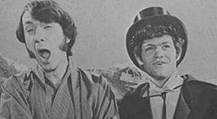 The Regular Lama (Mike Nesmith), Young Mendrek (Micky Dolenz)