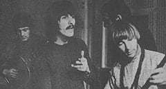 George Harrison, Peter Tork