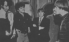 Mike Nesmith, Micky Dolenz, Davy Jones, David Price, Peter Tork
