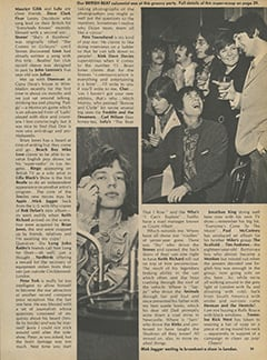 <cite>Flip</cite> (May 1968), Keith Altham's British Beat, Page 25