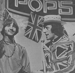 Peter Tork, Jimmy Savile