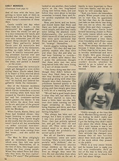 <cite>Monkee Spectacular</cite> (May 1968), A New Look at the Early Monkees, Page 56
