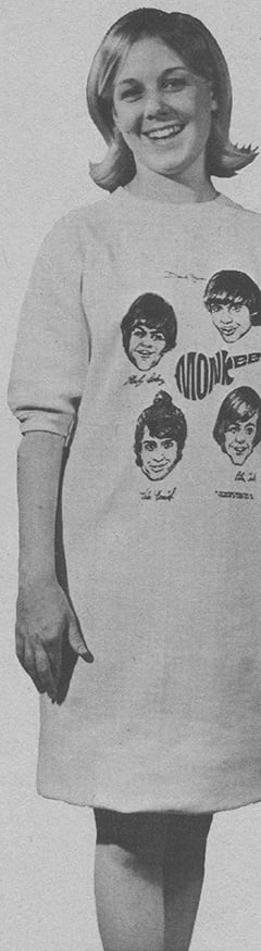 <cite>Monkee Spectacular</cite> (May 1968)