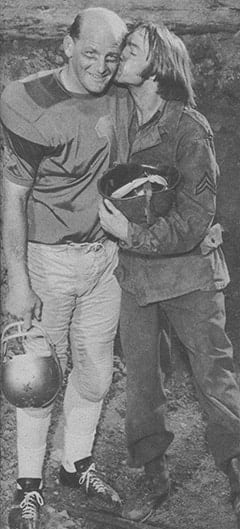 Private One (Ray Nitschke), Peter Tork