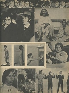 <cite>16</cite> (July 1968), Monkees Movie Flash, Page 37