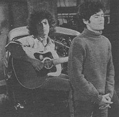 Tim Buckley, Micky Dolenz