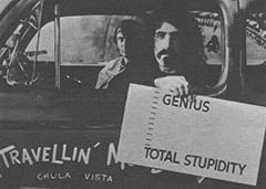 Mike Nesmith, Frank Zappa - Travellin' mood / Chula Vista / Genius / Total stupidity