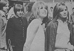 Peter Tork, Davy Jones, Peter's Girl, Mike's Girl