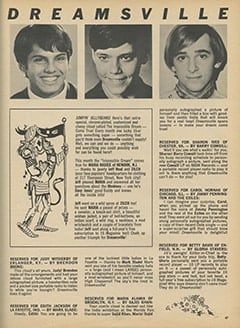 <cite>16</cite> (August 1968), Dreamsville, Page 47