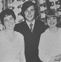 Linda Thompson's mom, Chris Crosby, Linda Thompson